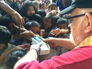 Ballonteam Werl, Philippinen 2016