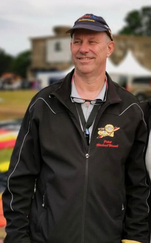 Pilot Michael Winsel, Lehrer uns Ausbilder für Ballonpiloten